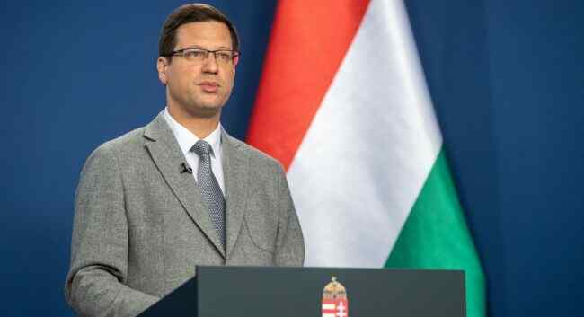 Hungary intends to continue blocking Ukraine's accession to NATO