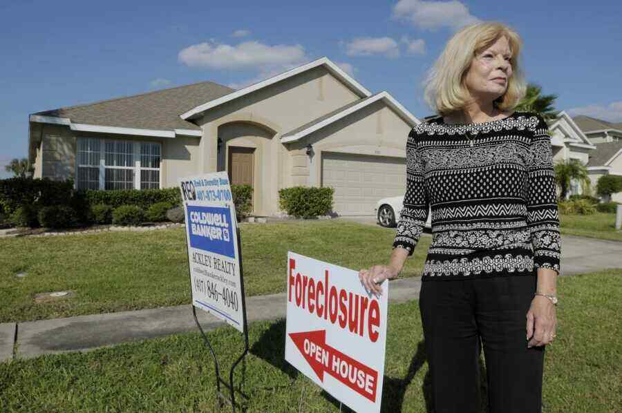 Abnormal rise in house prices kills American dream