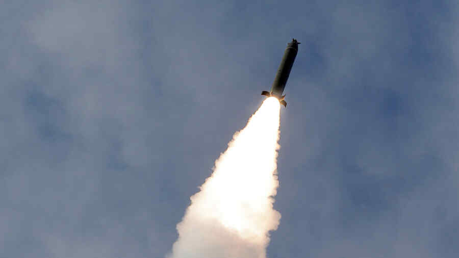 UK says it is looking into information on DPRK missile launches