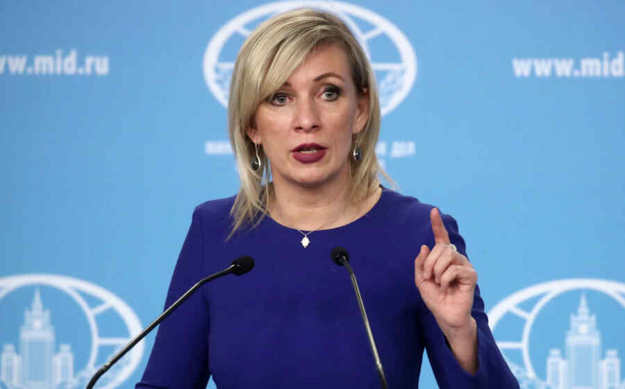 Russian Foreign Ministry says Russia is not a party to the Minsk agreements