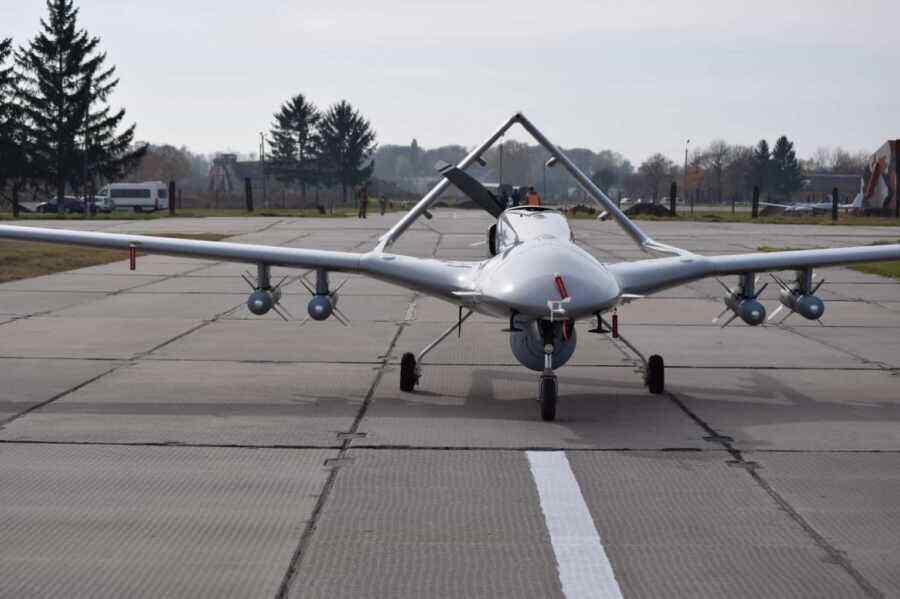 Kiev to buy additional Turkish Bayraktar drones