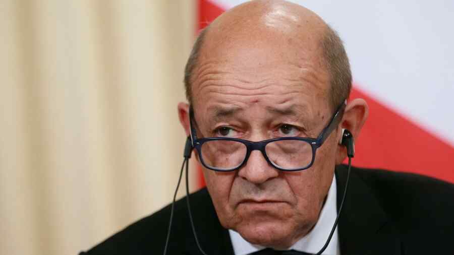France refused to recognize the new Taliban government in Afghanistan