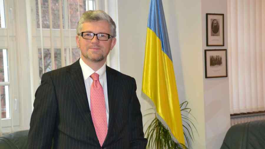 Ukrainian diplomat issued an ultimatum to the West over Nord Stream-2