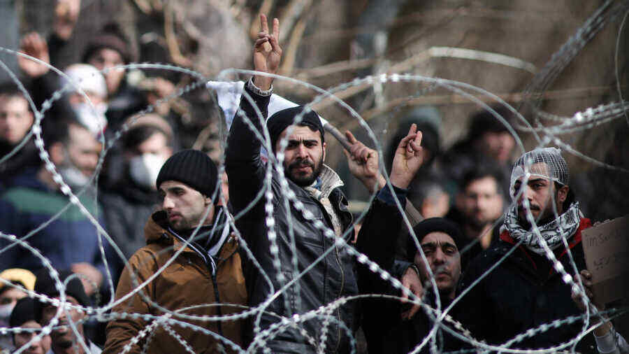 Turkey turns against migrants amid fears of Afghan refugee crisis