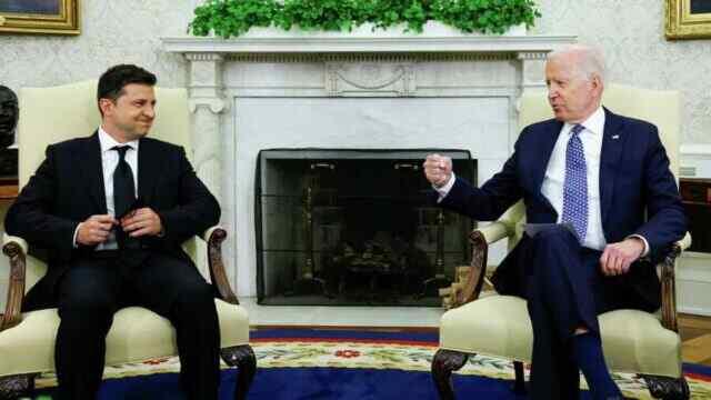 US embassy in Kiev says ties between countries strengthened