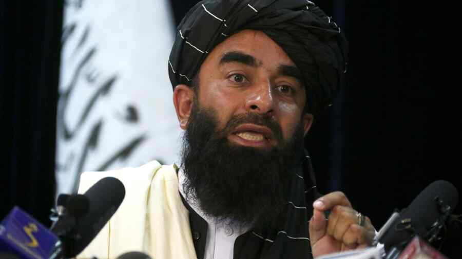Taliban* form new Afghan government