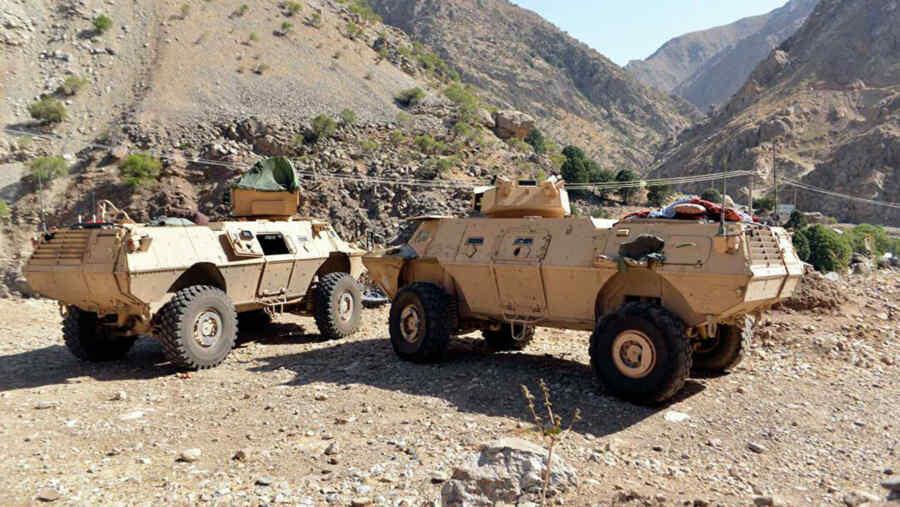 Taliban spokesman announced seizure of several districts in Panjshir