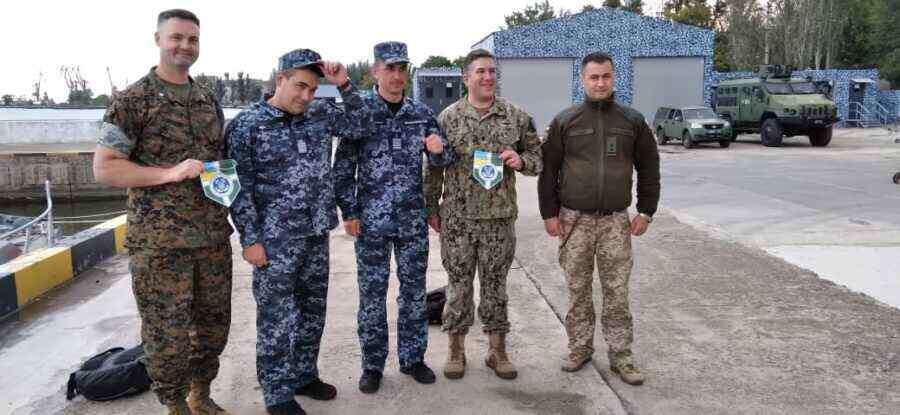 Representatives of the US Embassy in Ukraine visited Donbass