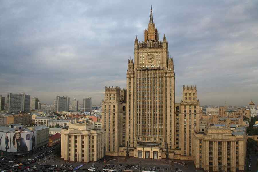 Russian Foreign Ministry warned the United States against imposing new sanctions