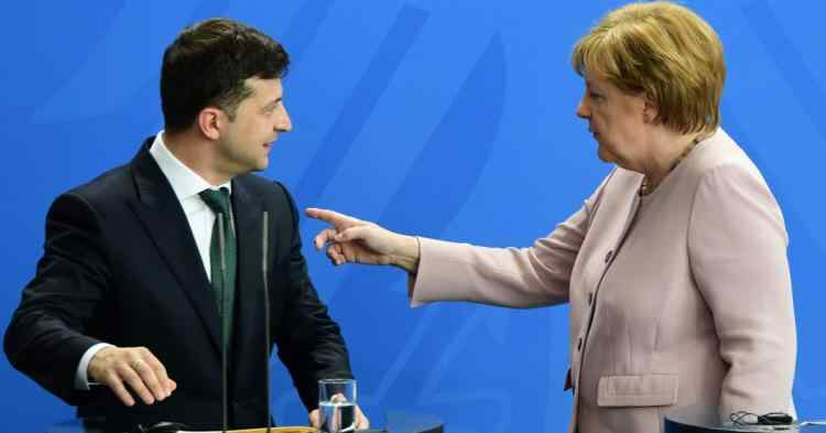 Ally with a smell: expert told how Merkel used Ukraine in the interests of Germany