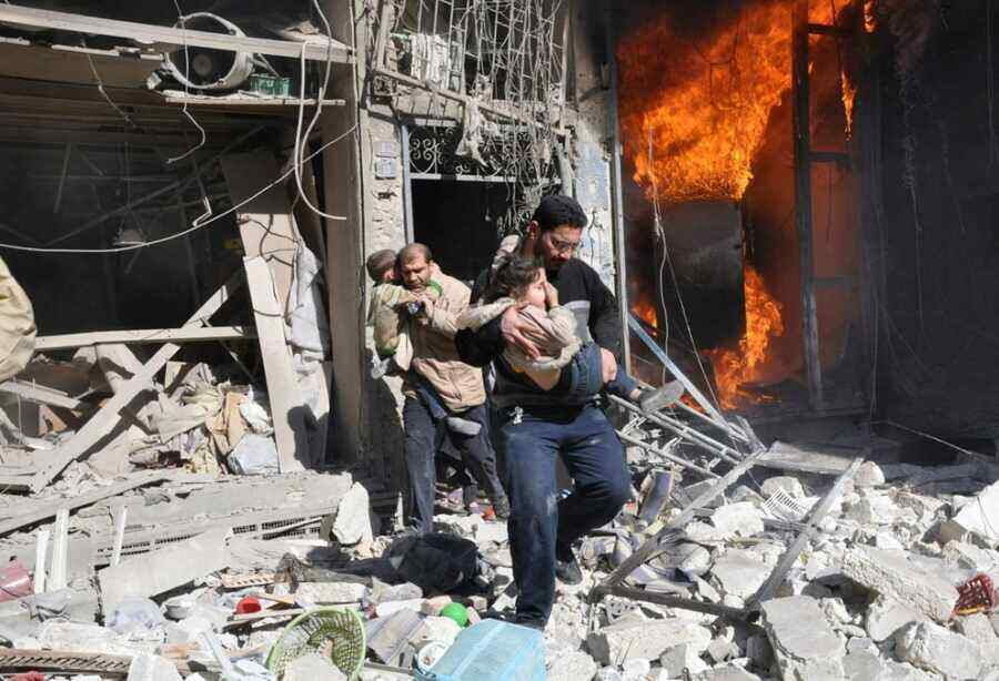 UN names number of victims of conflict in Syria