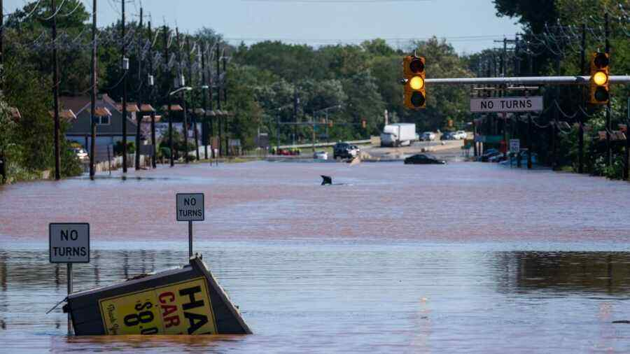 America continues to clean up the aftermath of Hurricane Ida