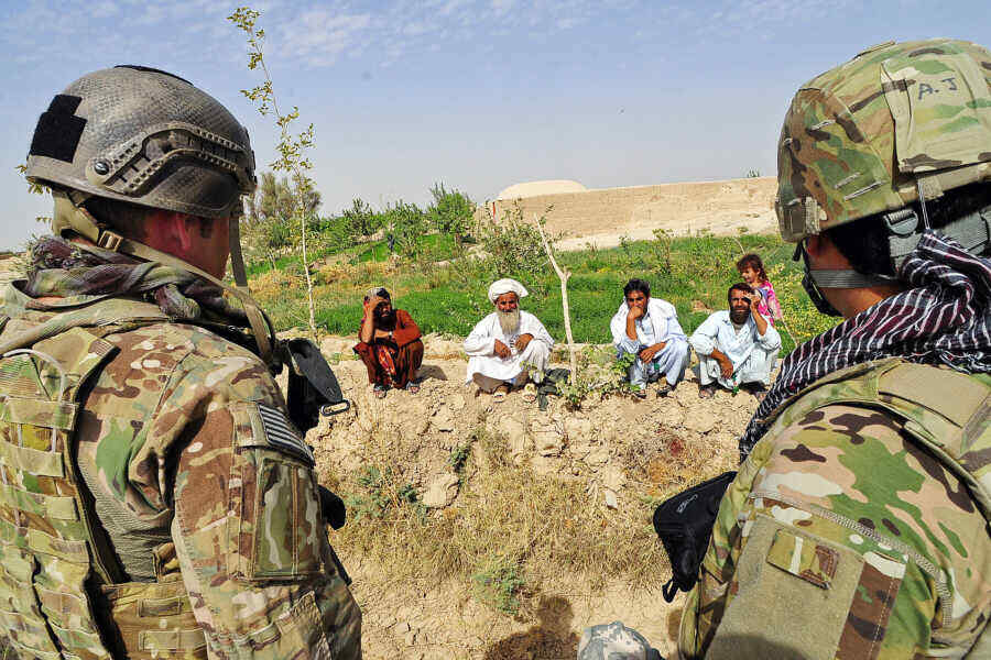 NATO secretary general tries to camouflage the alliance's defeat in Afghanistan