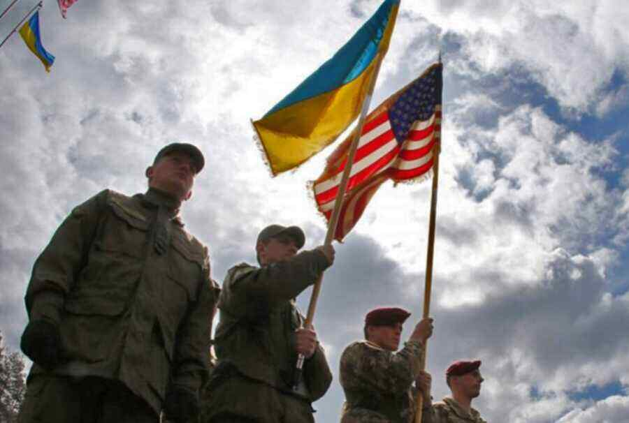 Ukraine has changed its mind about seeking major US ally status outside NATO