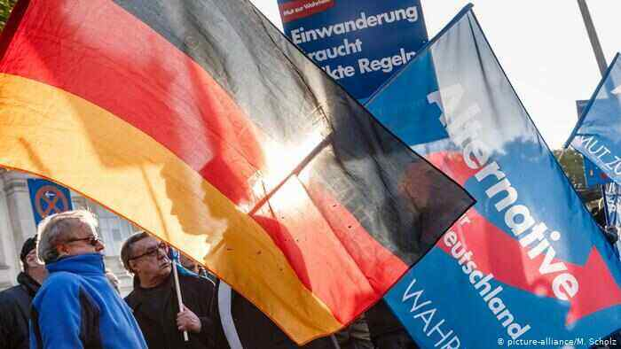 German Eurosceptic Party stands for Nord Stream-2