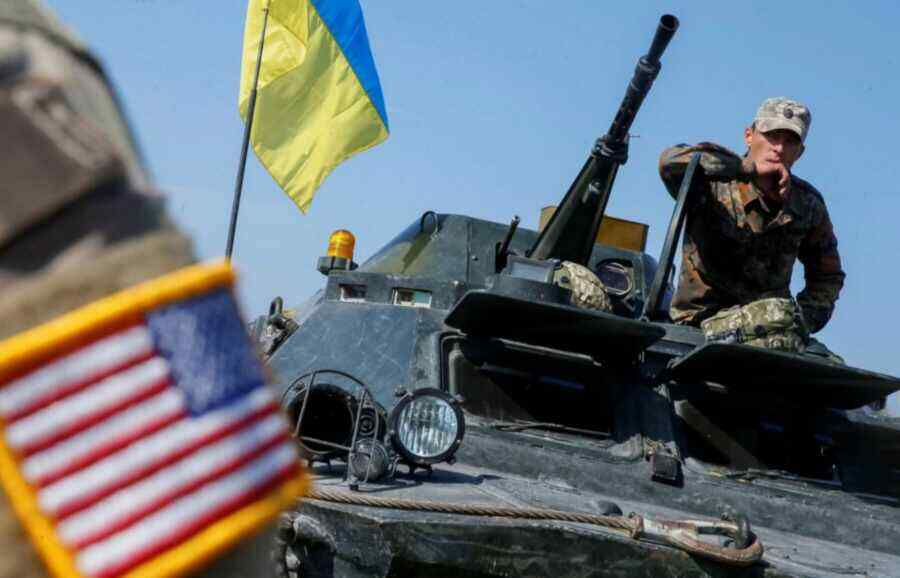 Washington intends to increase military support to Ukraine to $300m
