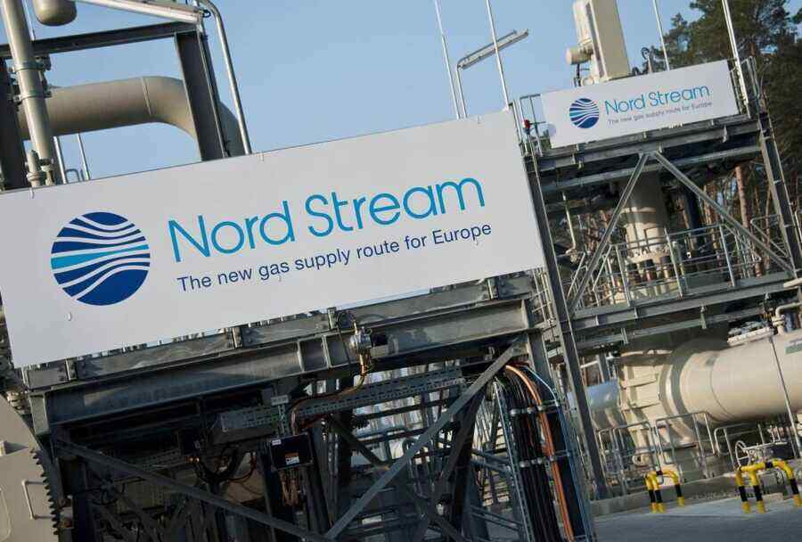 UK residents have endorsed the end of Nord Stream 2