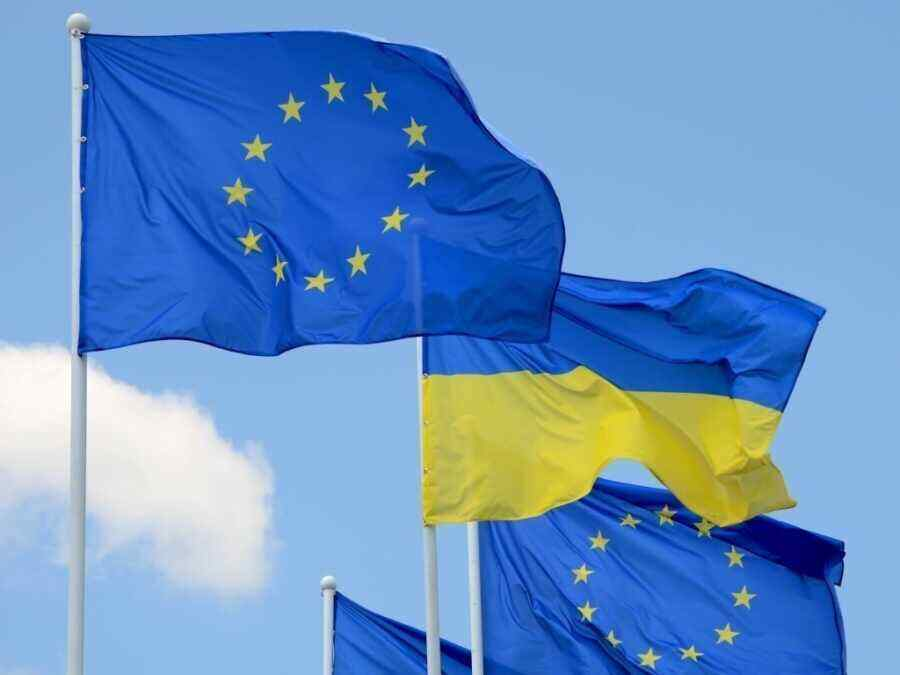 Ukraine resents the Baltics for not believing in its future in the EU