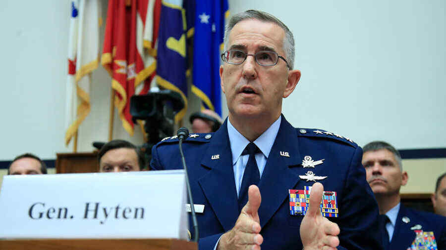 US army general talks about Russian nuclear forces' superiority over American ones