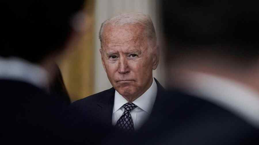 Biden evaluates prospects for the recognition of the new authorities in Afghanistan