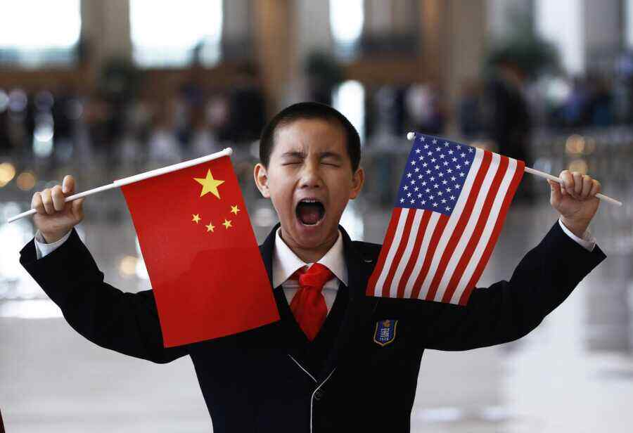 "US media: US-China ""anti-diplomacy"" and its consequences"