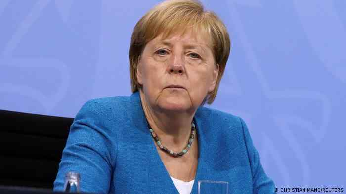 Merkel and Polish Prime Minister discussed Nord Stream-2