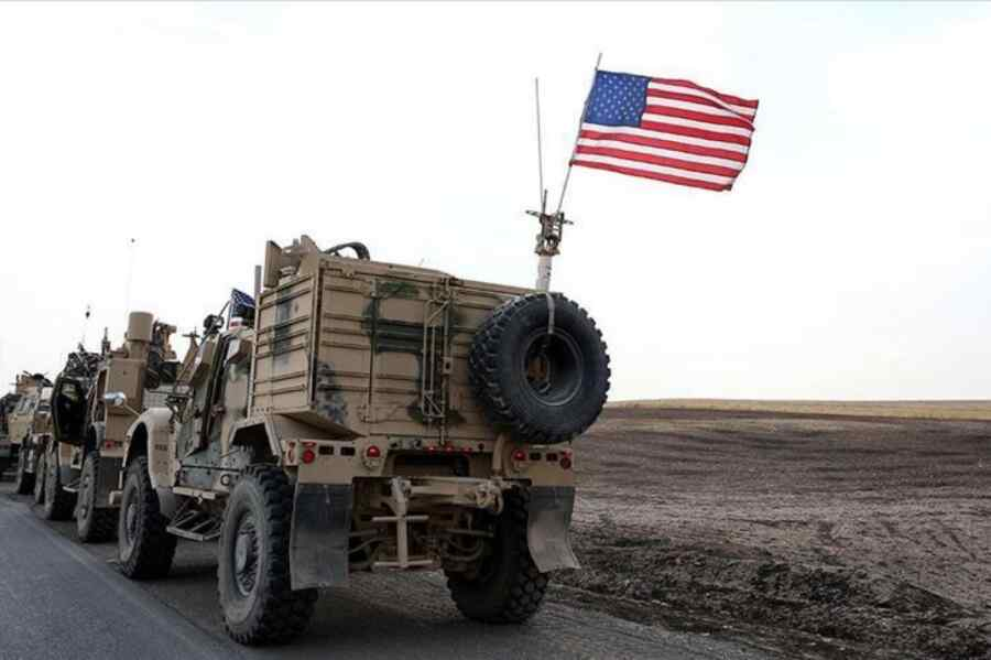 Pentagon denies reports of the withdrawal of US troops from bases in Syria