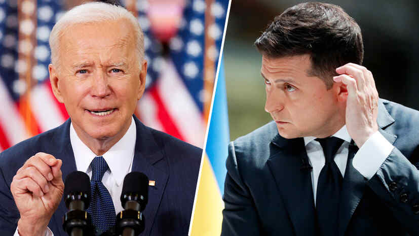 Expert opinion: Biden disappointed with the results of reforms in Ukraine