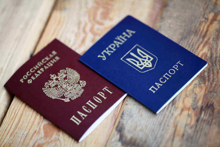 Ex-head of Luhansk region calls for stripping citizenship from Ukrainians with Russian passports