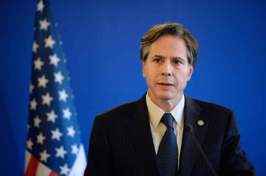 Blinken: US working to arrange new outbound flights from Kabul for Americans