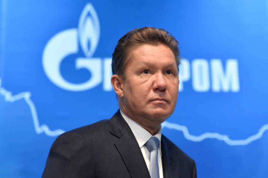 Gazprom announced the imminent completion of the construction of Nord Stream-2
