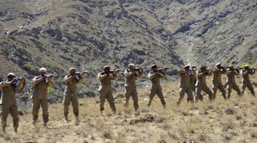 Taliban launched an offensive on the center of the out-of-control Panjsher province