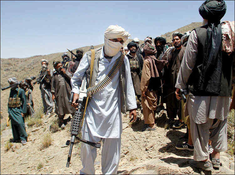 Media: Taliban will launch military operation against resistance forces