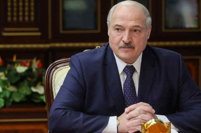 Belarusian President says there are spies working for the West at Belarusian enterprises