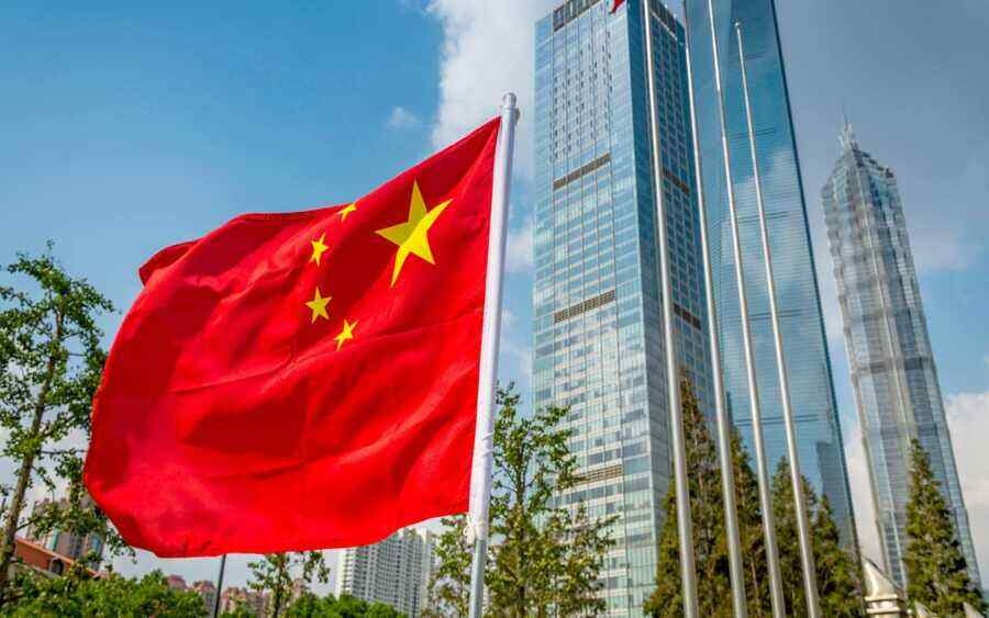 China began to lose its role as the locomotive of the world economy