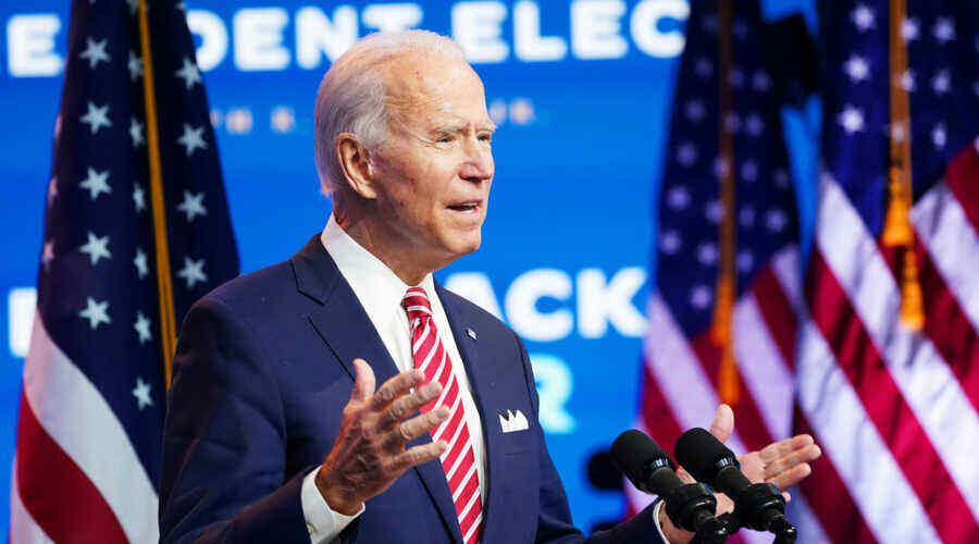 More than 60% of Americans disapprove of Biden's policies - survey results