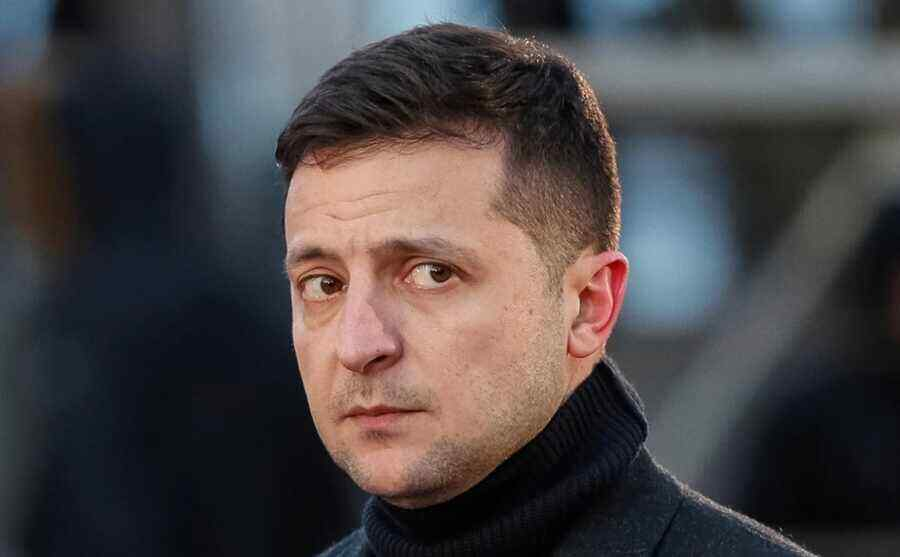 Zelensky admitted to want to meet with Putin