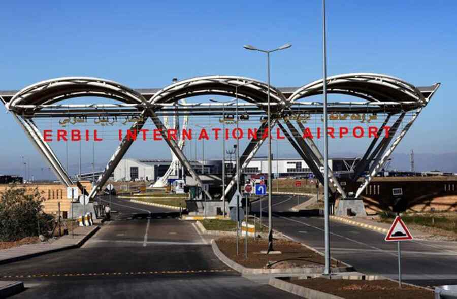 Reuters: Erbil airport in northern Iraq comes under rocket fire
