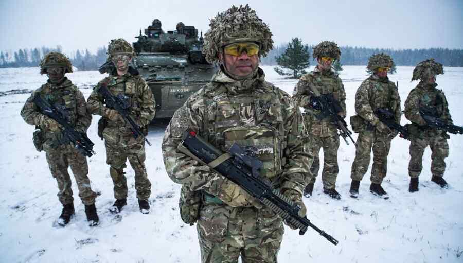 Ukraine called Russia's significant advantage over NATO
