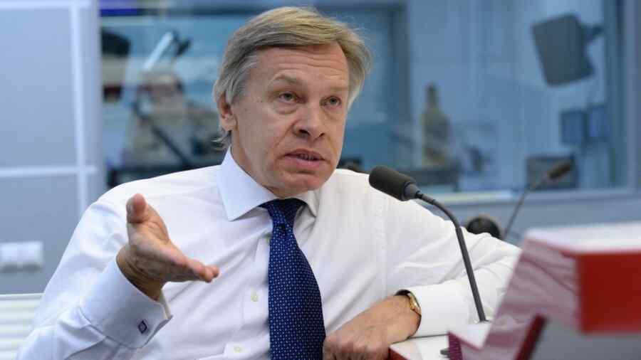 """Stoltenberg got nervous"": Russian Senator evaluates statement of the NATO Secretary General"