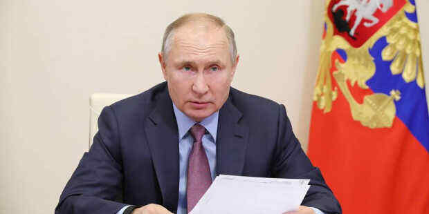 Vladimir Putin comments on situation in Afghanistan