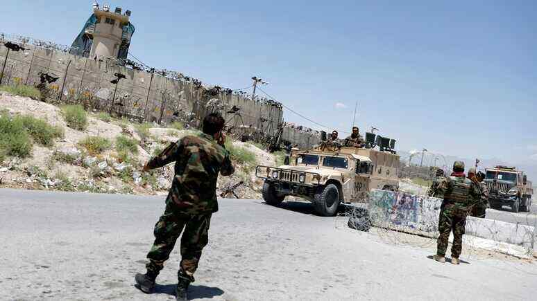 West cannot cope with disaster in Afghanistan without Russia