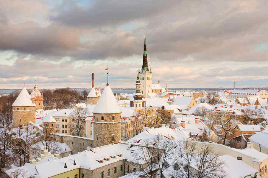 Fearing freezing this winter, the Baltics have recalled their Soviet heritage