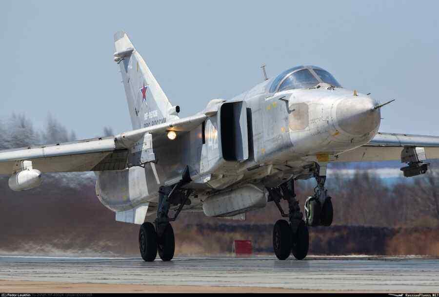 AFU accuses Russia of invading NATO exercise zone