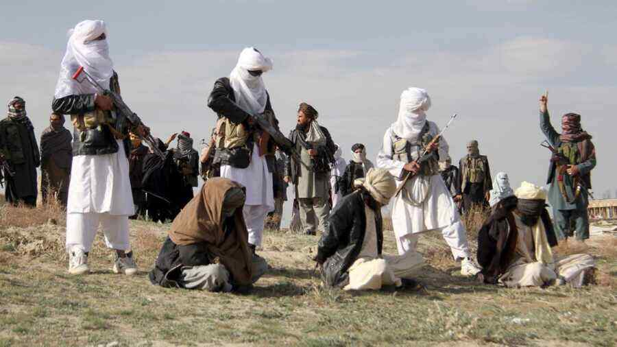US State Department condemns Taliban intentions to resume executions