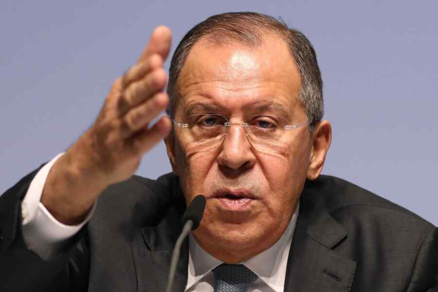 """""""It is their habit to beg for something from the West"""" - Lavrov criticized hysterics of Ukraine because of Nord Stream-2"""