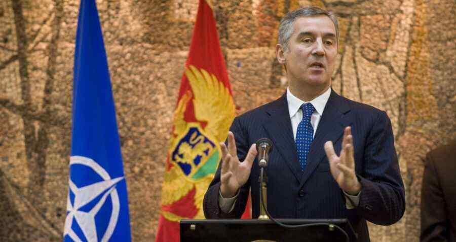 Media: FBI plans to oust Montenegro's president
