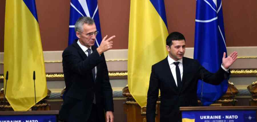 Ukraine wants to demand from the United States the status of the main ally outside NATO
