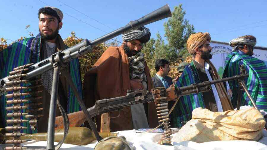Taliban in eastern Afghanistan have revealed who they will not accept into their ranks