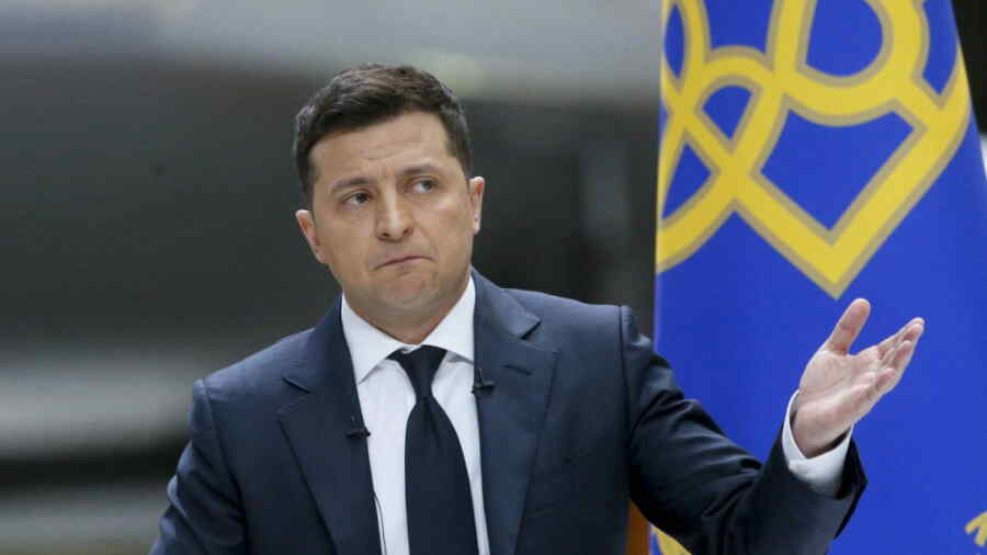 """Ukrainian ex-minister announced retribution for Zelensky's words about """"dirty gas"""""""